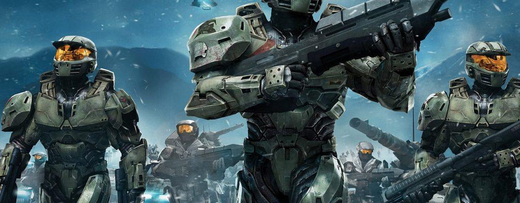 Mod Macht Traum Von Halo Online Wahr Aber Microsoft Schießt Quer
