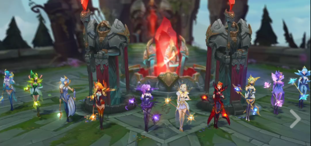 League of Legends: Season 6 endet und Season 7 beginnt – Elementalist Lux?