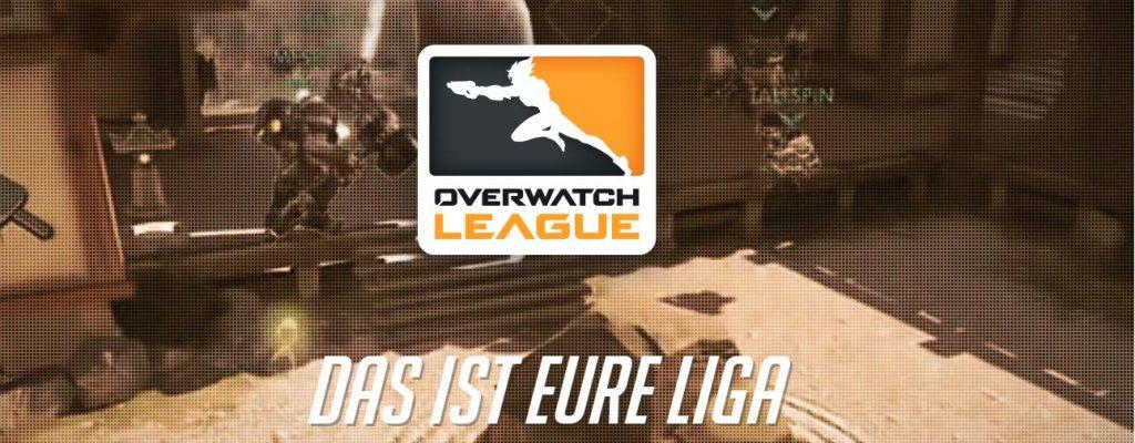 Overwatch: Overwatch League – Die neue Bundesliga des eSports?