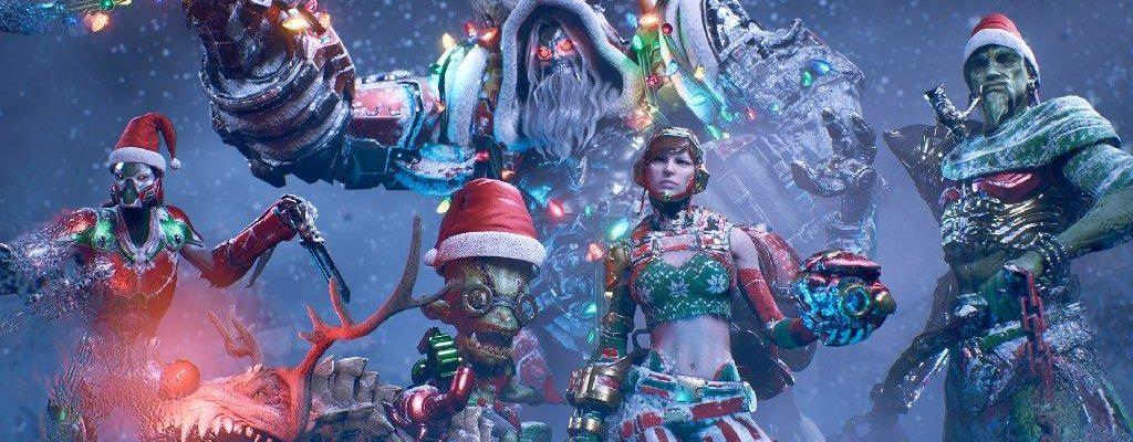 """Paragon: """"Winterfest"""" beschert Euch weihnachtliche Skins"""