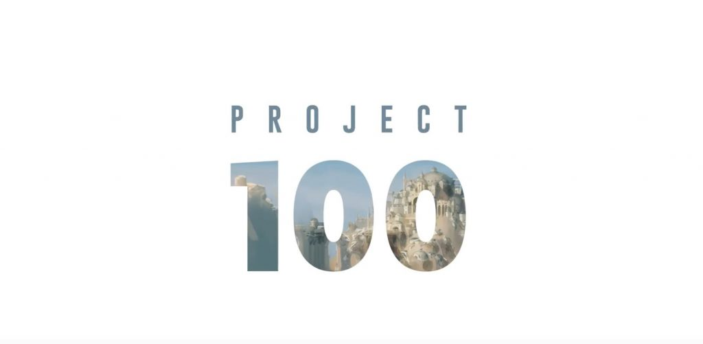 project-100 mmo smartphone