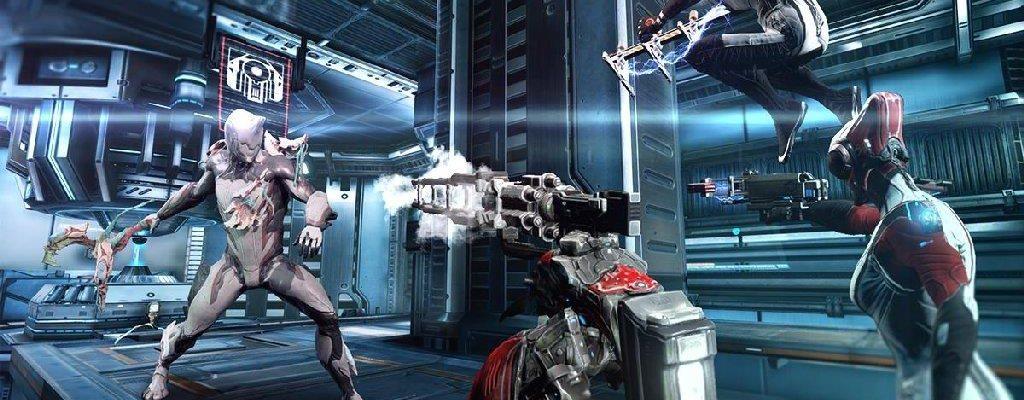 """Warframe: Update """"Index-Debüt"""" auf PS4 und Xbox One bringt neuen Spielmodus"""
