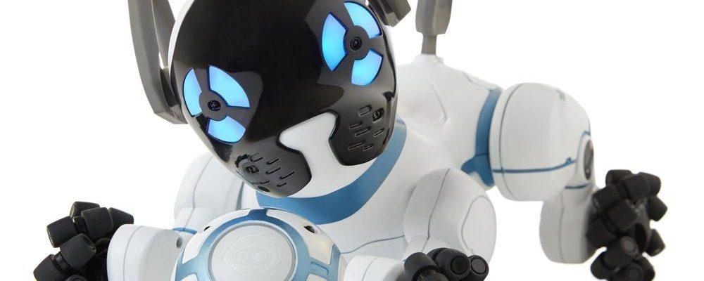 """Amazon Angebote für Gamer: 4k Monitor, Roboterhund """"Chip"""" und Logitech-Mäuse"""