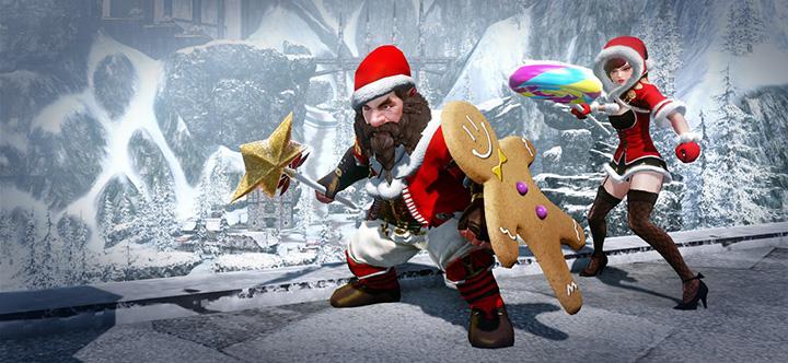 ArcheAge: Feiert Weihnachten mit Wintermaid und Grummelbaum!