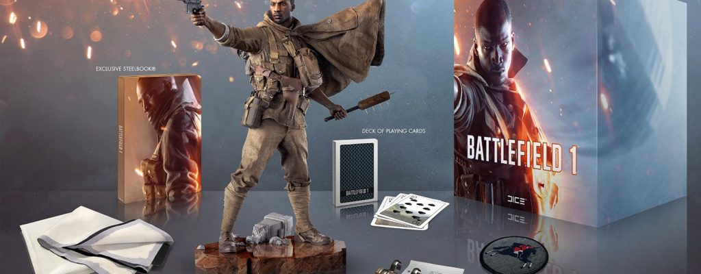 Amazon für Gamer: Battlefield 1 Collector's Edition und ein eSport Monitor