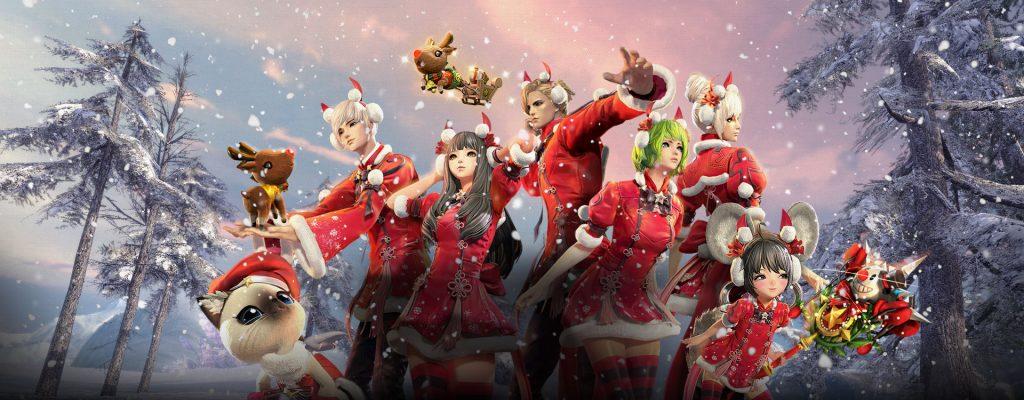 Blade & Soul: Weihnachten – Fest der Nächstenliebe und harten Hiebe