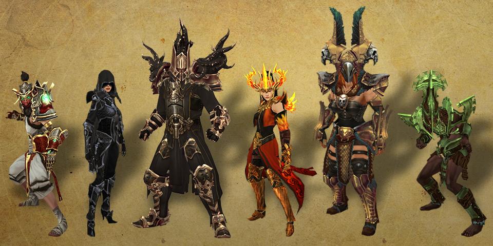 Diablo 3 Sets Saison 9