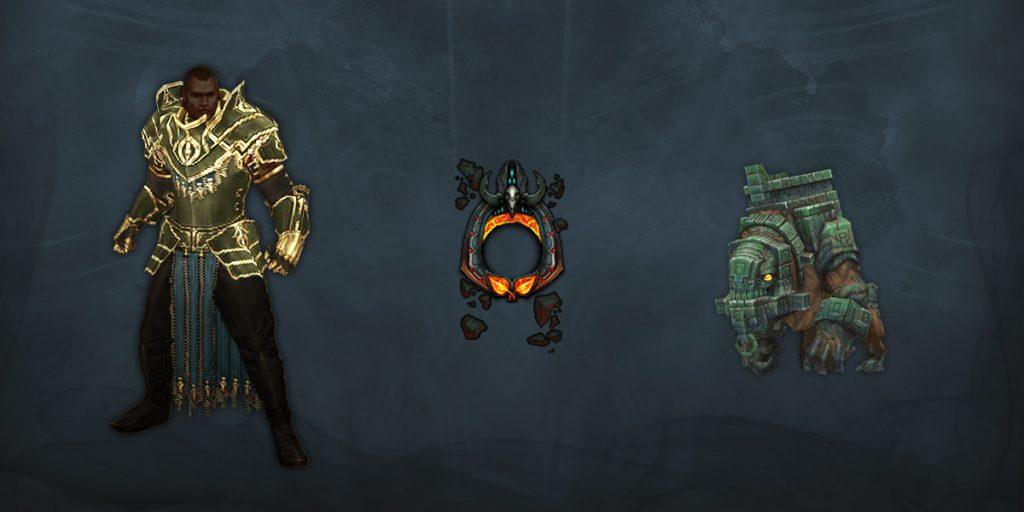 Diablo 3 kosmetische Gegenstände Saison 9