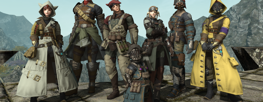 Final Fantasy XIV: Patch 3.5 – Es geht Richtung Stormblood