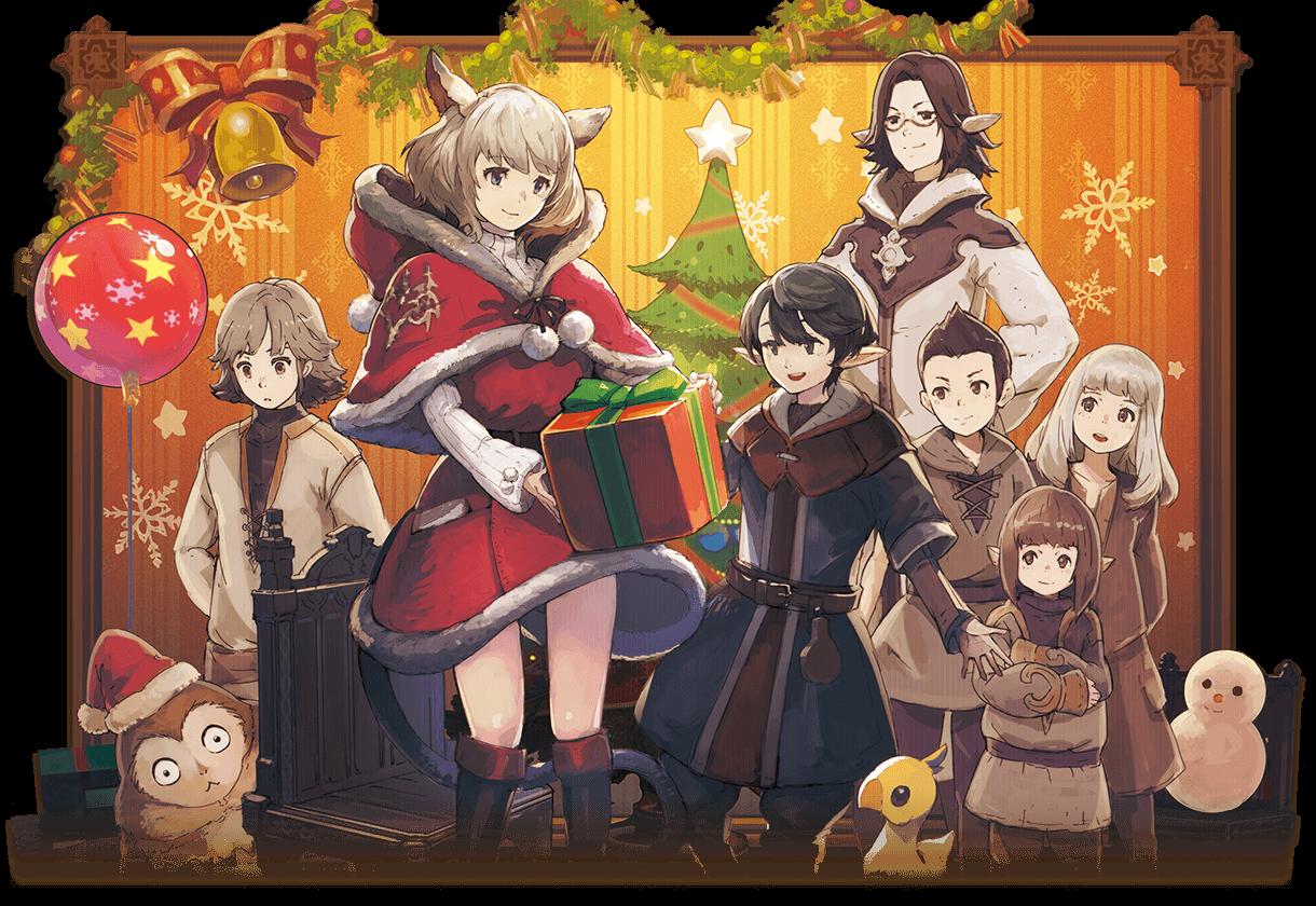 In diesen 9 MMOs feiert ihr 2017 besonders schöne Weihnachten
