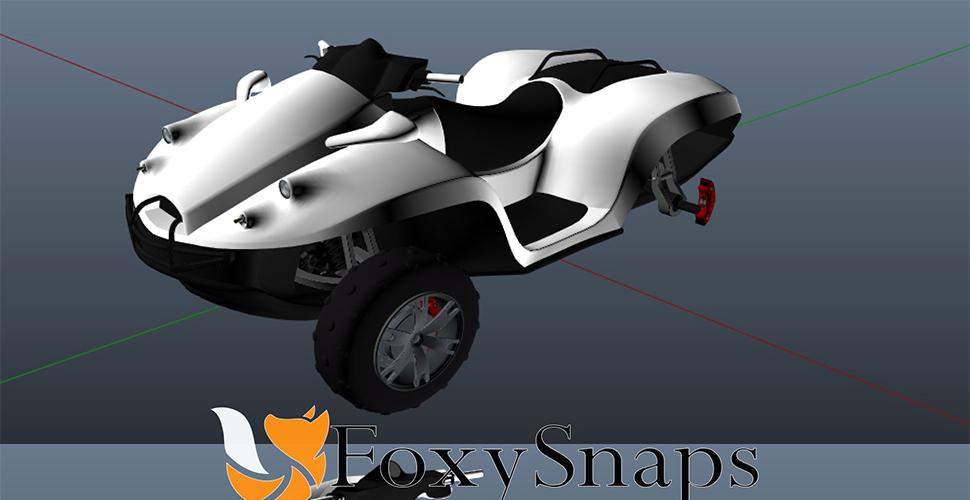GTA 5 Online Blazer Aqua Konzept