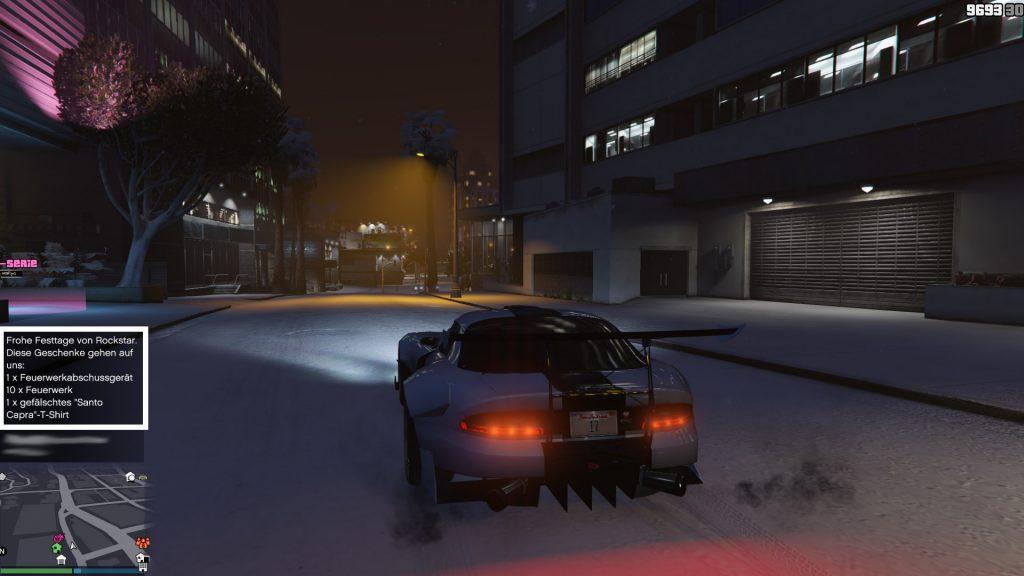 GTA 5 Online Belohnungen