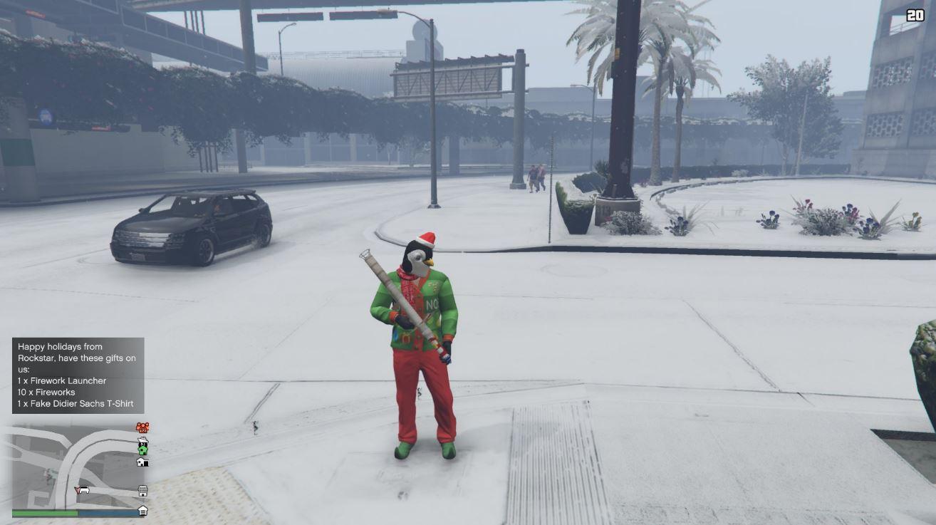 Gta Online Schnee