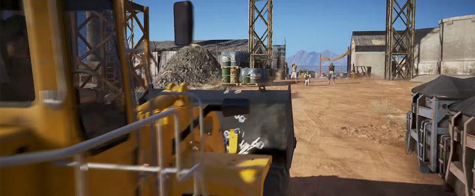 Ghost Recon Wildlands: Bulldozer vs. Drogenkartell – Neuer Gameplay-Trailer