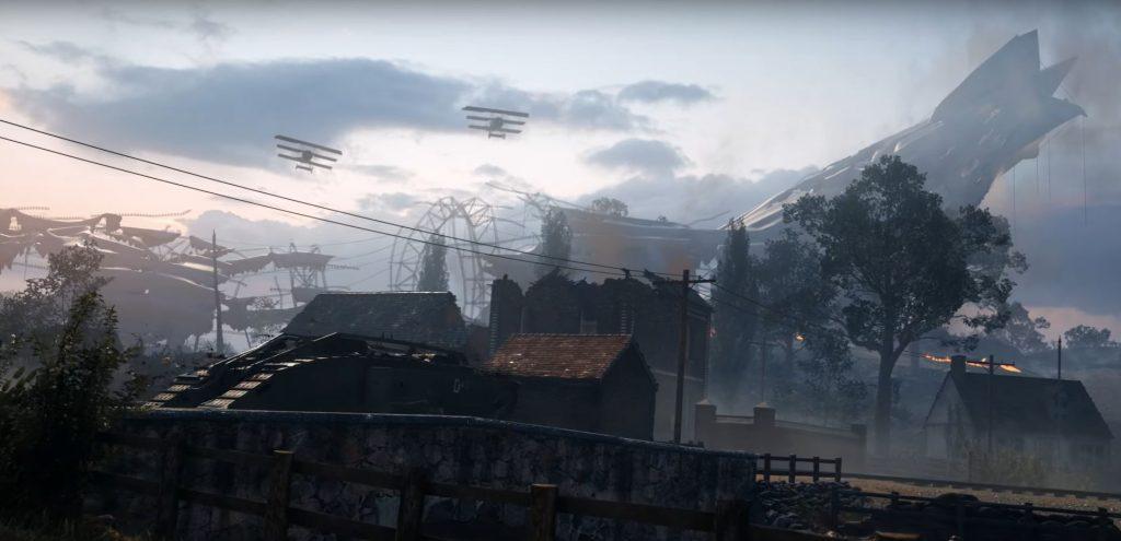 Battlefield 1 DLC Teaser