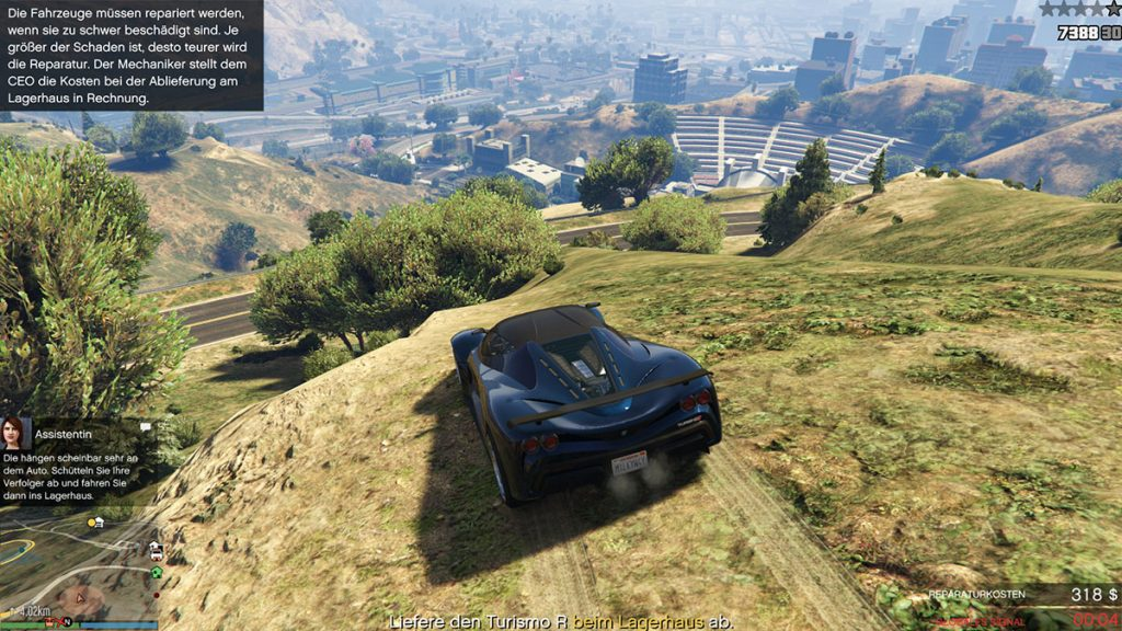 GTA 5 Online Klauen Auto Turismo