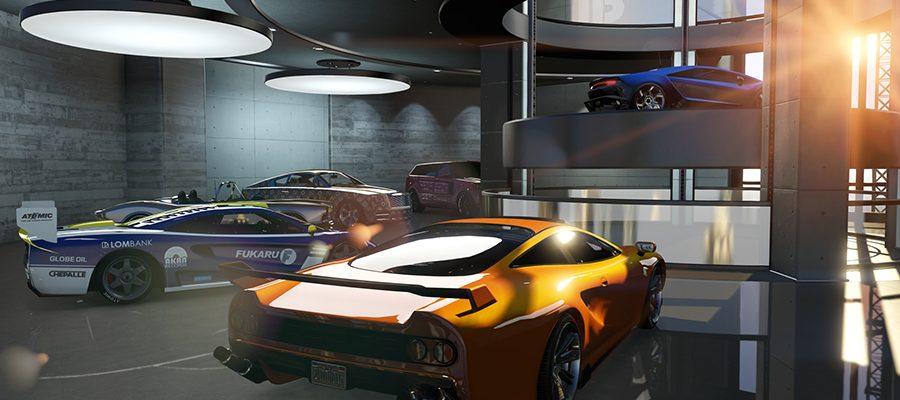 GTA 5 Online: Neuer DLC Import/Export lässt Euch mit Luxus-Wagen dealen!