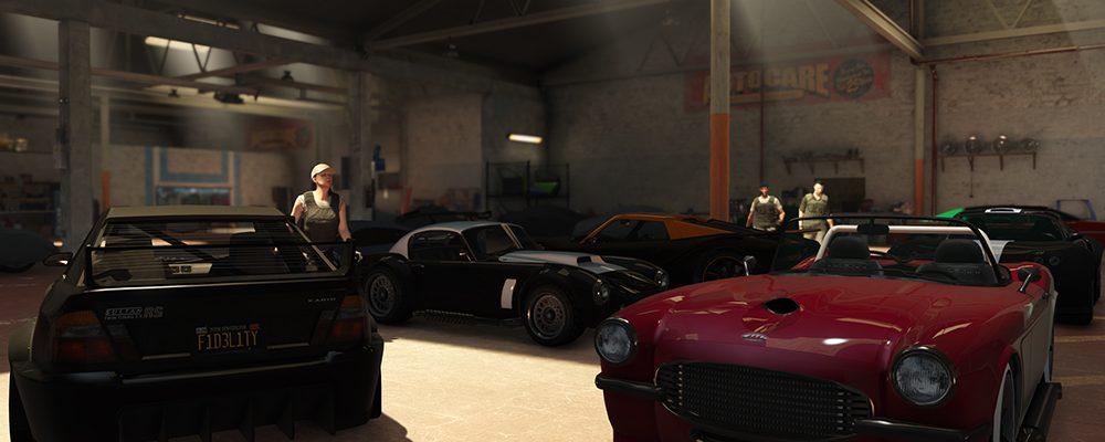 GTA 5 Online: Diese 9 Fahrzeuge kommen wohl noch zu Import/Export