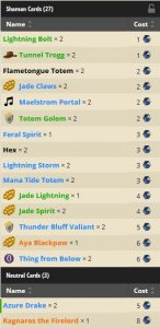 hearthstone-decklist-jade-shaman