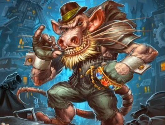 Hearthstone: Die Dreckige Ratte – die fieseste Karte im Spiel?