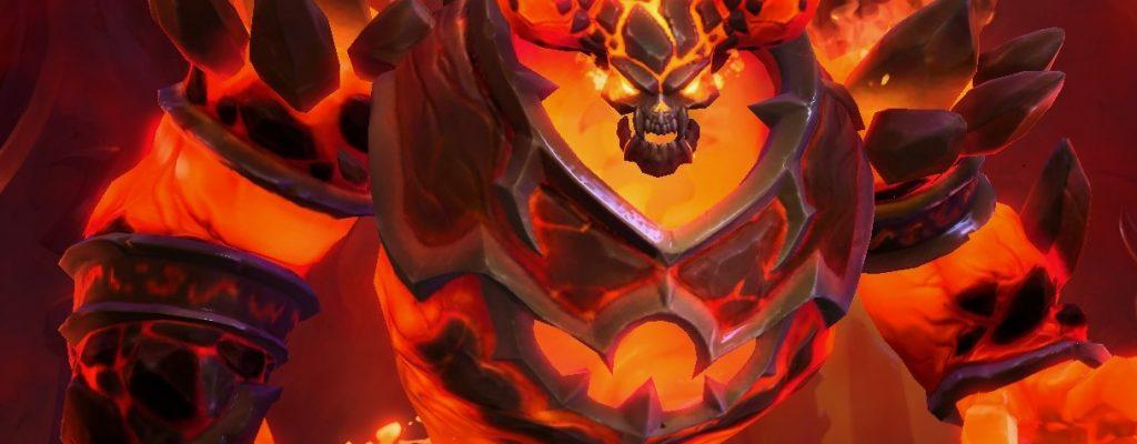 Heroes of the Storm: Ragnaros generft – der Feuerfürst kühlt etwas ab