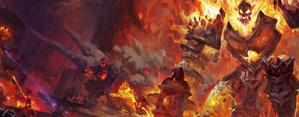 Heroes of the Storm: STERBT, INSEKT! – Neuer Held Ragnaros jetzt live