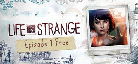 Steam life is strange banner