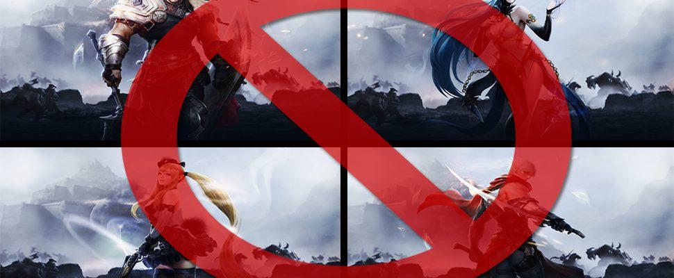 Lineage Eternal: Vier Helden auf einmal? Nein! – Closed Beta in Südkorea gestartet