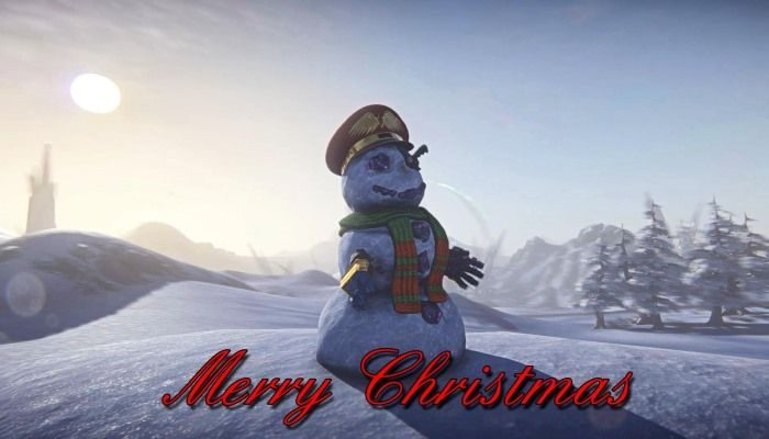 Planetside 2: Nur ein toter Schneemann ist ein guter Schneemann