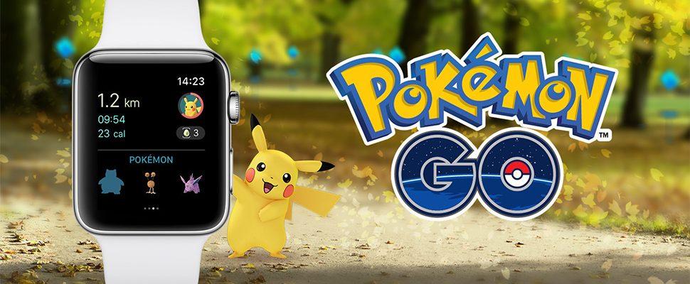 Pokémon GO: Apple Watch Release – Unterstützung jetzt aktiv!