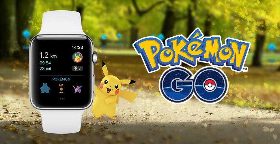 Pokémon GO Apple Uhr Support