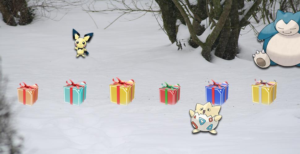 Pokémon GO Winter