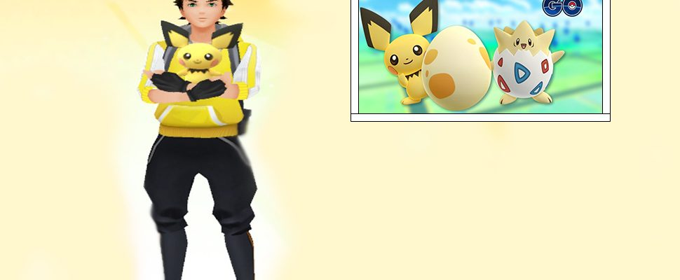 Pokémon GO: Süß! Haltet die Pokémon-Babys auf dem Arm