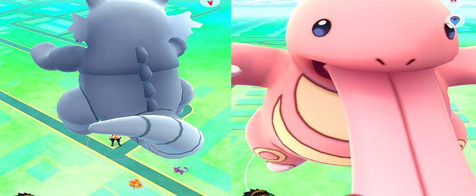 Pokémon GO: Bug verwandelt Eure Pokémon in Riesen!