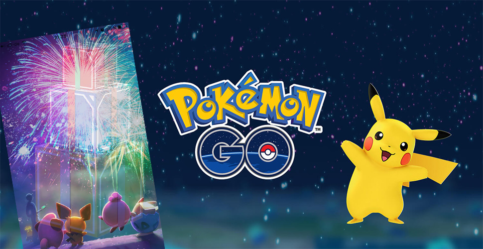 Pokémon GO Box Silvester