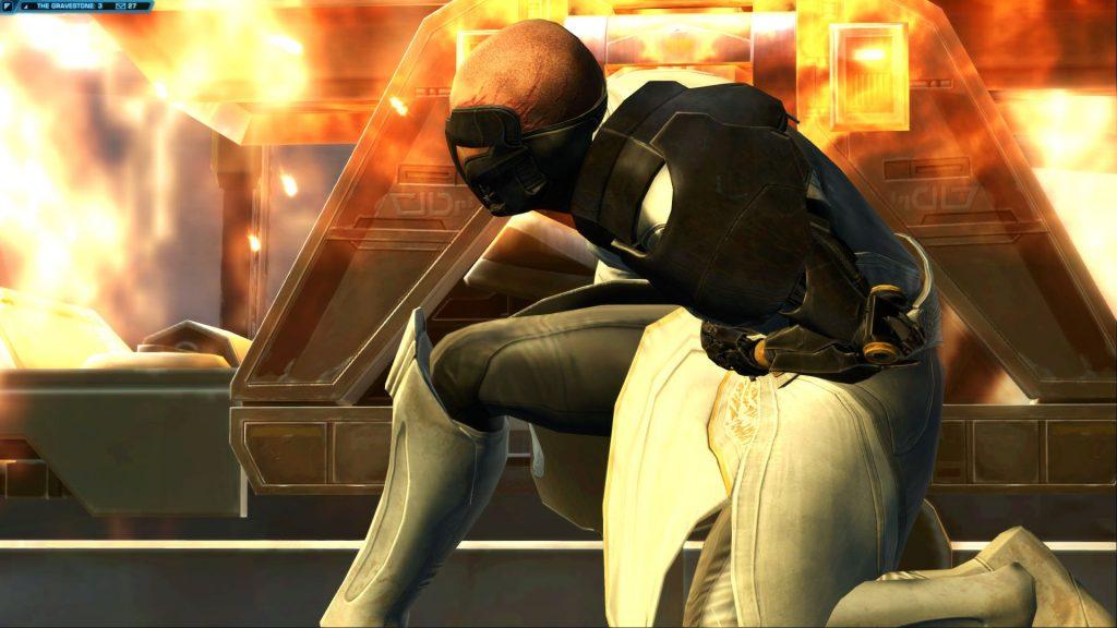 Der Humpelmeister kriecht davon. Unaufhaltbar für meinen Rentnerverein von einer Sith.