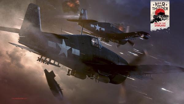 samuraiwarthunderflugzeuge