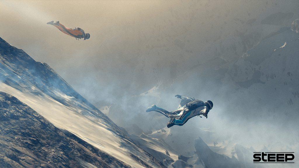 Steam Steep Screenshot