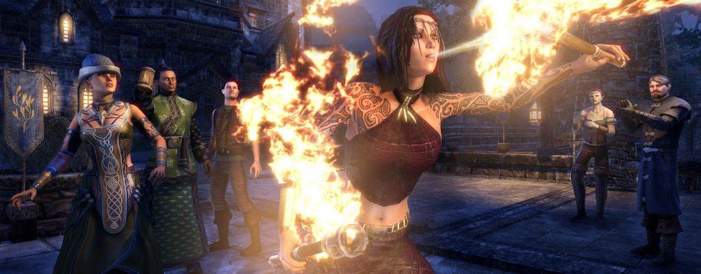 The Elder Scrolls Online: Multi-Kulti – Quests und Belohnungen zu Weihnachten und Neujahr