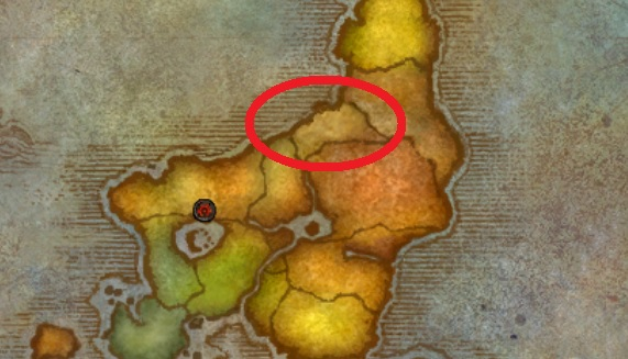 wow-mysteries-northern-lordaeron-map