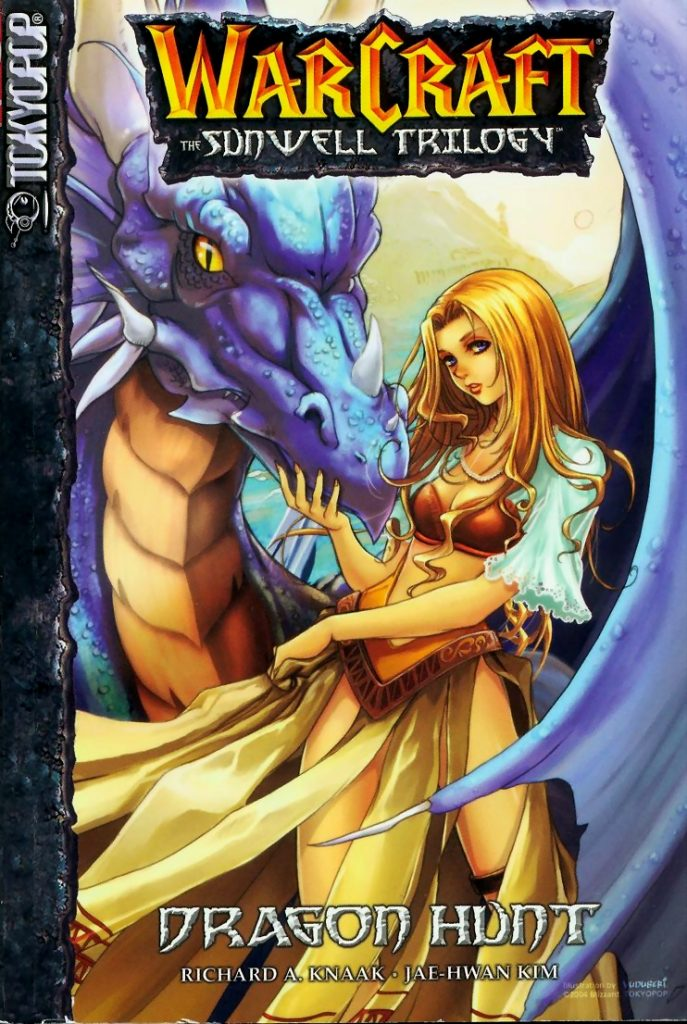 warcraft-manga-dragon-hunt