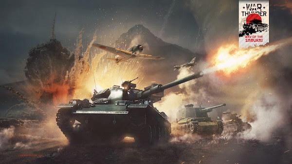 """War Thunder ist nach 4 Jahren in der Offenen Beta endlich released – 1.65 """"Way of the Samurai"""""""