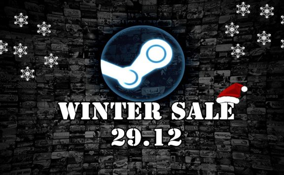 Steam Winter Sale 29 Banner