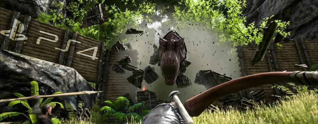 ARK: Survival Evolved: Endlich auf der PS4! – Alles Wichtige zum Start