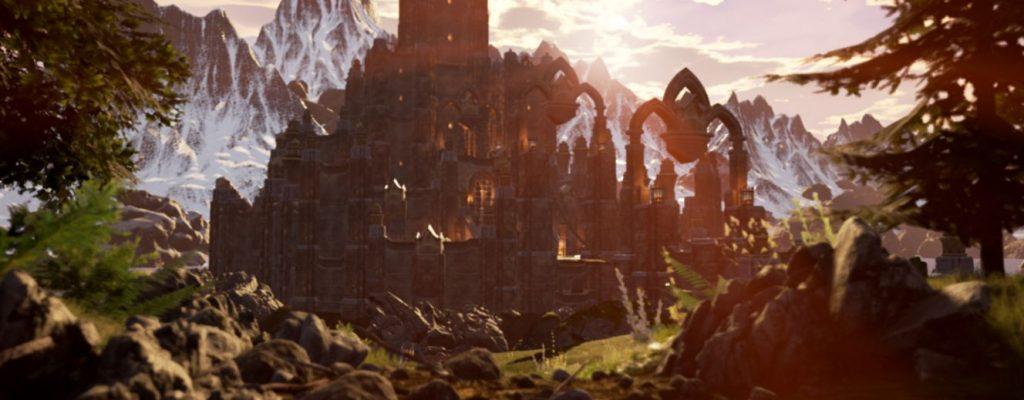 Ashes of Creation: Neuer Gameplay-Trailer stimmt auf Pre-Alpha ein