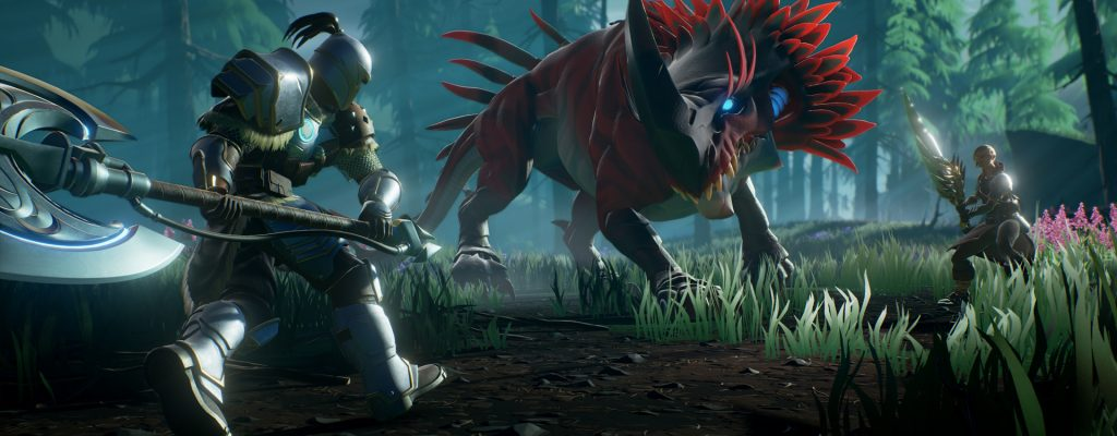 Dauntless: Action-Rpg will Mischung aus WoW, Monster Hunter und Dark Souls sein
