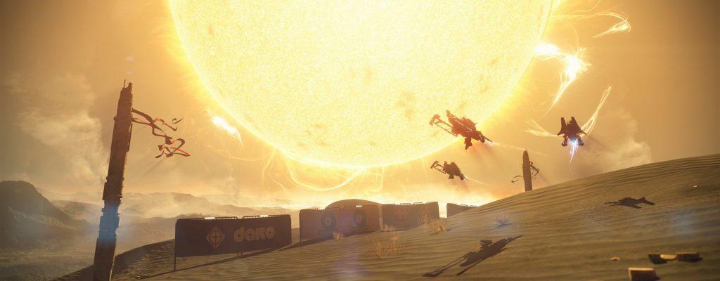 Destiny 2: Diese coolen Sparrows gibt's während der Sonnenwende der Helden