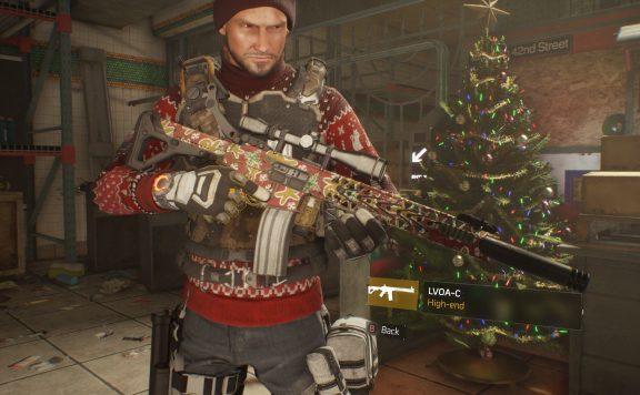 division-weihnachten