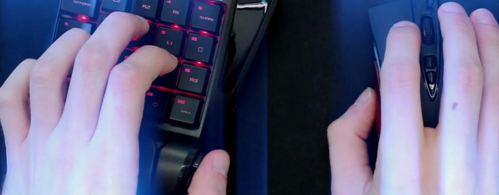 Hori TAC Pro im Test: Maus und Tastatur für PS4 – Passt das zusammen?