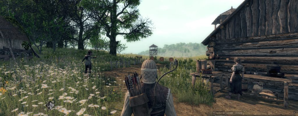 Life is Feudal: Mittelalter-MMO startet bald in neue Beta